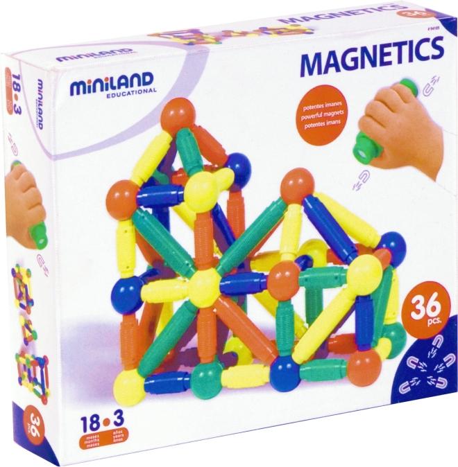 jeu de construction et magnetique par ludesign - Ludesign