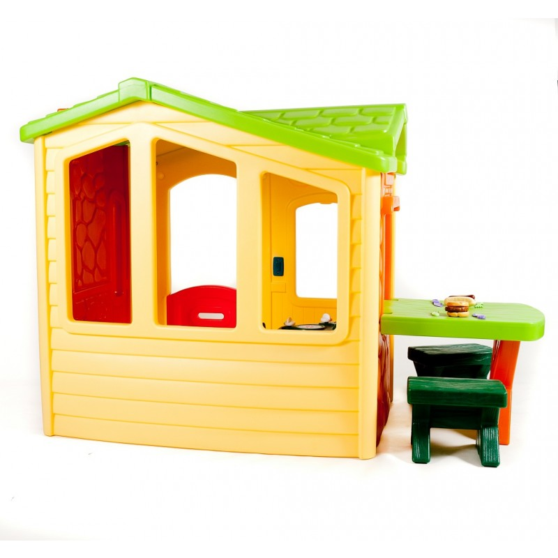 cabane de pic nic de little tikes par ludesign ludomania. Black Bedroom Furniture Sets. Home Design Ideas