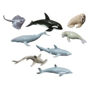 figurines mammiferes marins par ludesign ludomania. Black Bedroom Furniture Sets. Home Design Ideas
